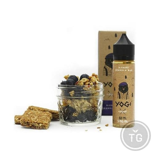 Yogi Blueberry Granola Bar (60Ml) - 3Mg
