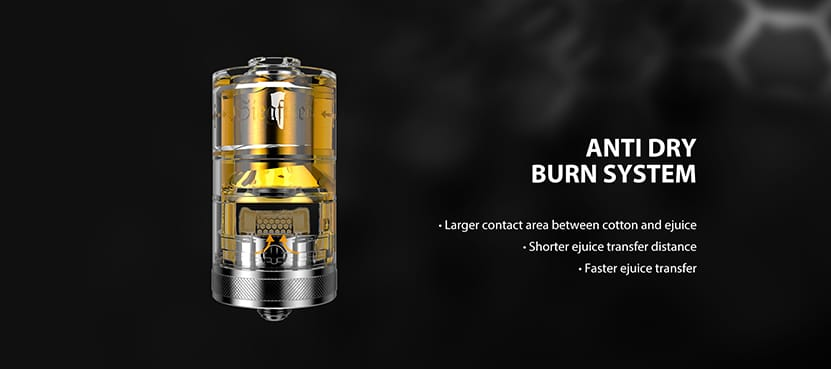 Vapefly Siegfried Kit Feature 2