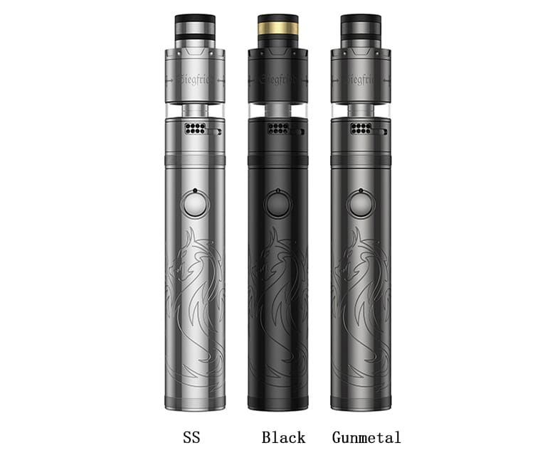 Vapefly Siegfried Vape Kit Colors