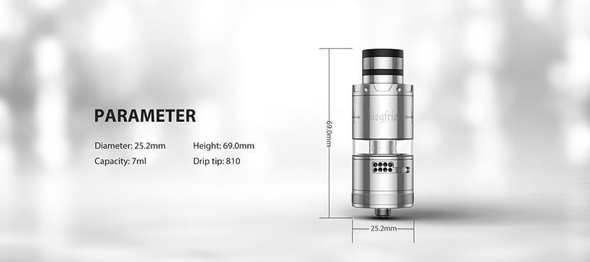 Vapefly Siegfried Kit Feature 15