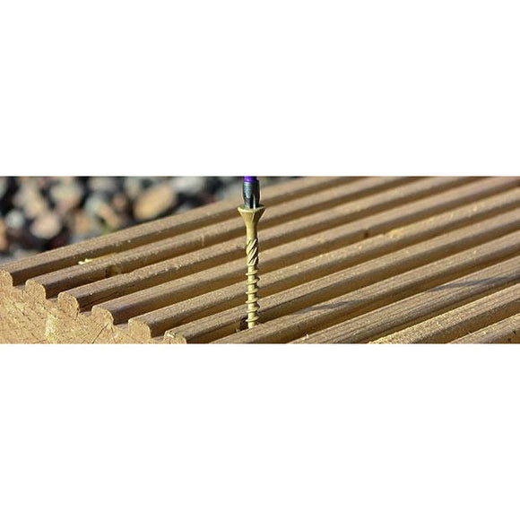 C2 Decking Screw - Exterior 250QTY in a box