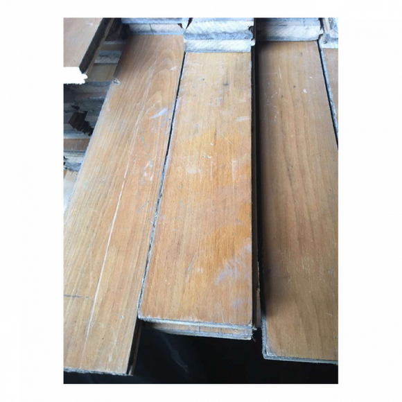Reclaimed Maple Flooring 90mm x 21mm