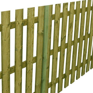 Treated Fence Pailing 16mm x 75mm x 900mm Square Top