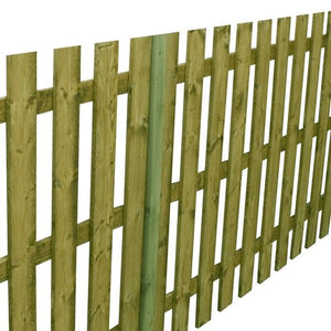 75x16 1.8m Green Tanalised Fence Board