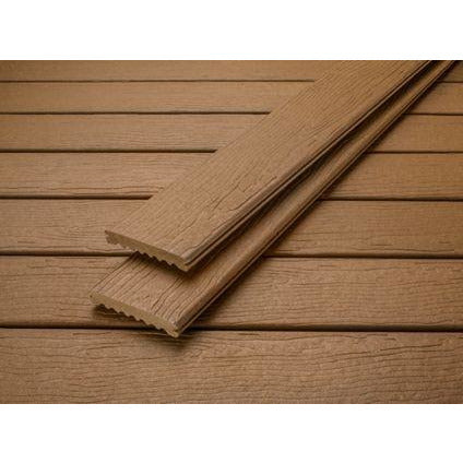 Composite Decking Kit  4m x 4m - Hardwood Look & Feel