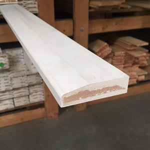 MDF Chamfered Architrave 18mm x 69mm x 4.4m