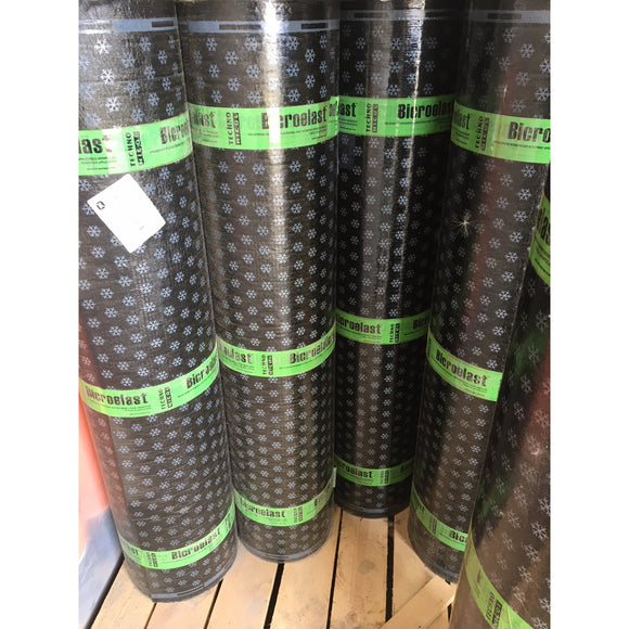 Torch On Underlay Roofing Felt 15m x 1m