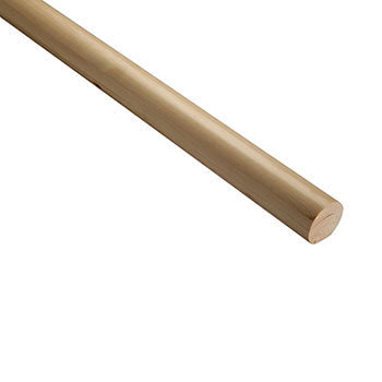 Cheshire Mouldings Mopstick in Pine Handrail  4.2m
