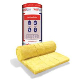 Superglass Multi-Roll Loft Insulation