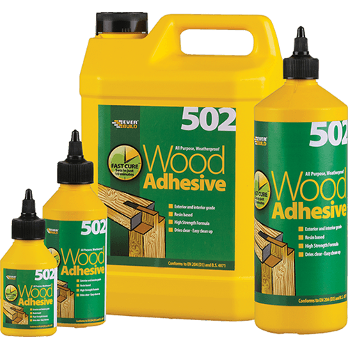 All Purpose Weatherproof Wood Adhesive
