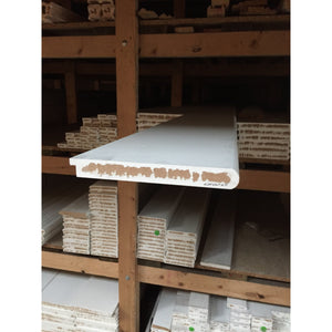 White Primed MDF Windowboard (Various Sizes)