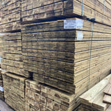 Treated Fence Boards 16mm x 150mm (6'') x 1.8m