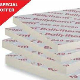 PIR Foilboard Insulation Sheets in Various Thicknesses