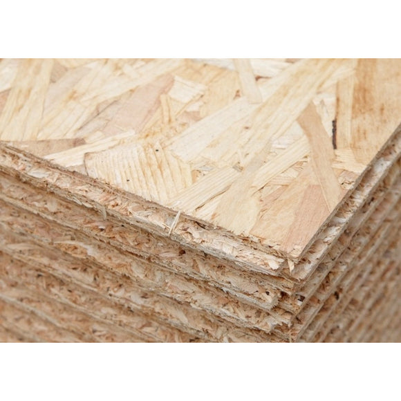 18mm Tongue and Groove OSB3 Flooring/Roofing Board in 2400 x 590 x 18mm