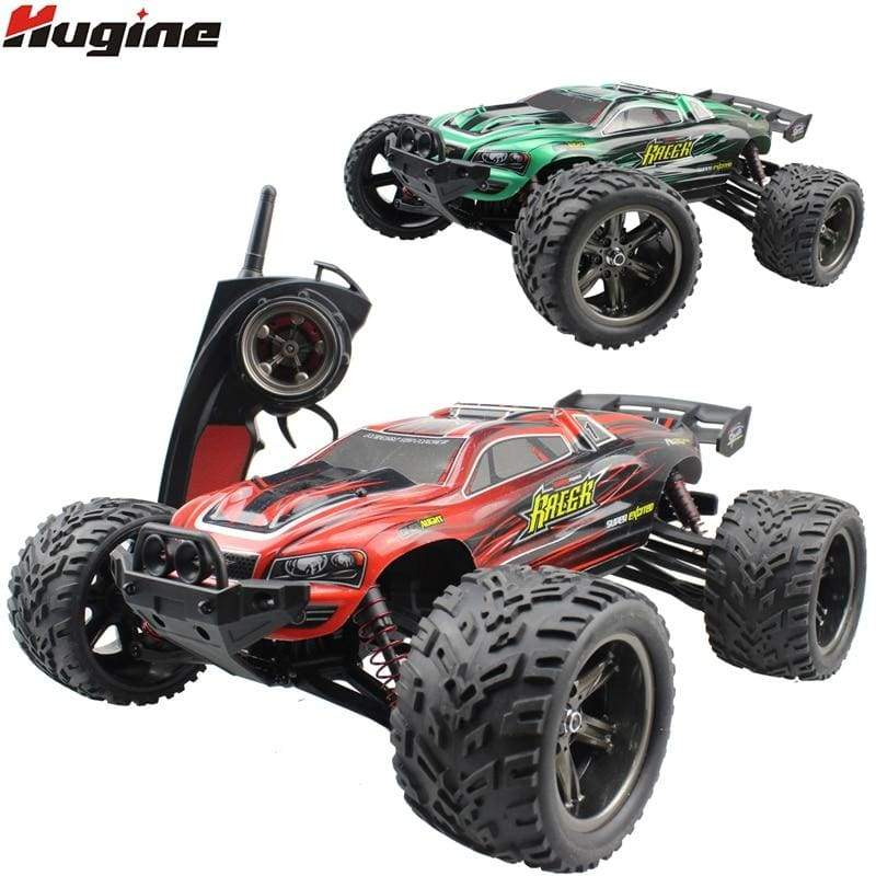 High speed RC big foot