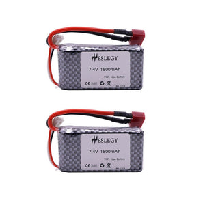 Battery 7.4V upgrade to 3600mAh XINLEHONG 9125 Remote Control Car