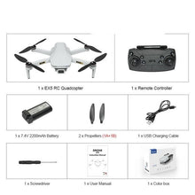 Drone Eachine EX5 FPV 200M/1000M Drone 4K GPS 5G WIFI With Brushless Motor