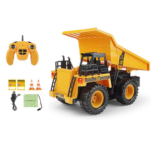 Construction RC Construction Vehicle Dump Truck Dumper