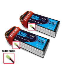 Battery 6S 22.2V 5200mah 100C Max 200C Toys & Hobbies For Helicopters