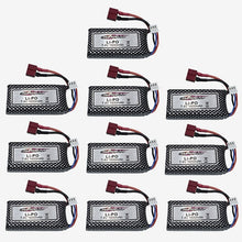 Battery  Original battery For 9125 RC Car Spare Parts 7.4v 1600mah Lipo Battery