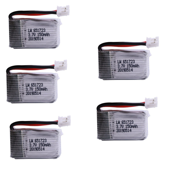 Battery 3.7V 150mAh lipo battery For H36  E010 E011 E012 E013  Furibee F36