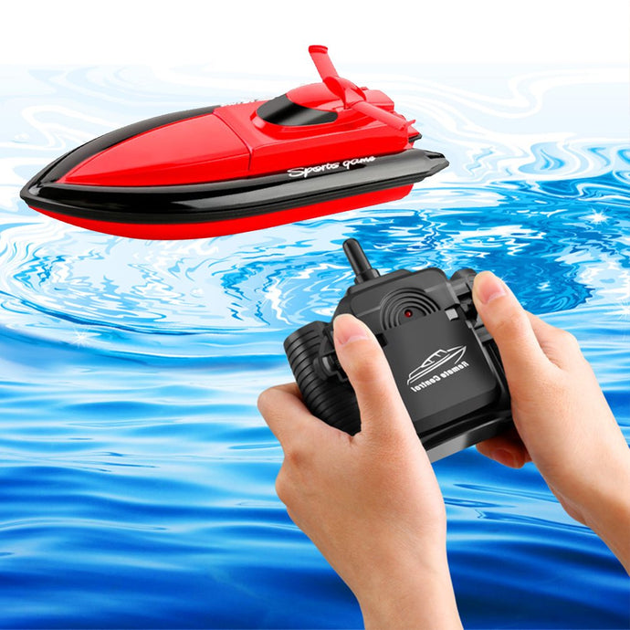 800 High Speed RC Boat 4Channels 2.4G Waterproof RC Ship