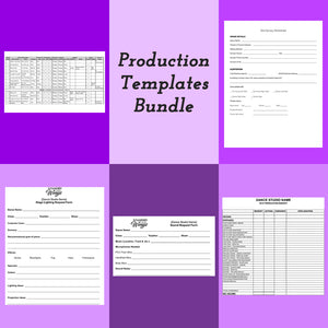 Production Templates Bundle