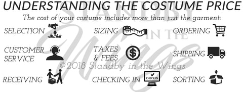 Costume Value Graphic (without Tights)