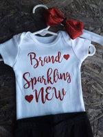 Brand Sparkling New going home hospital set