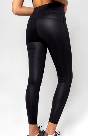 High Shine Power High Waisted Leggings