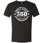 360 Street-wear Triblend T-Shirt