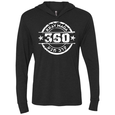 360 Hebrew Hooded T-Shirt