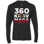 360 Super Soft Hooded T-shirt