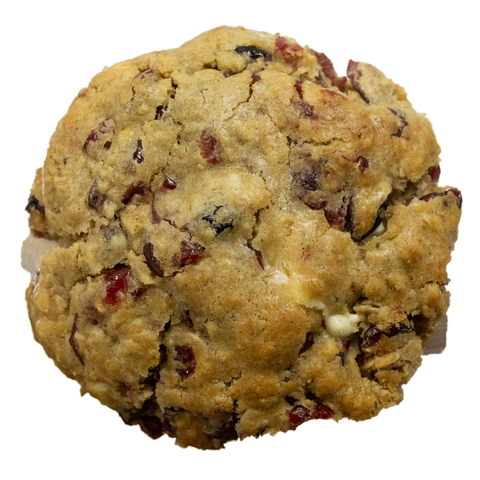 OATMEAL WHITE CHOCOLATE CRANNBERRY Cookie