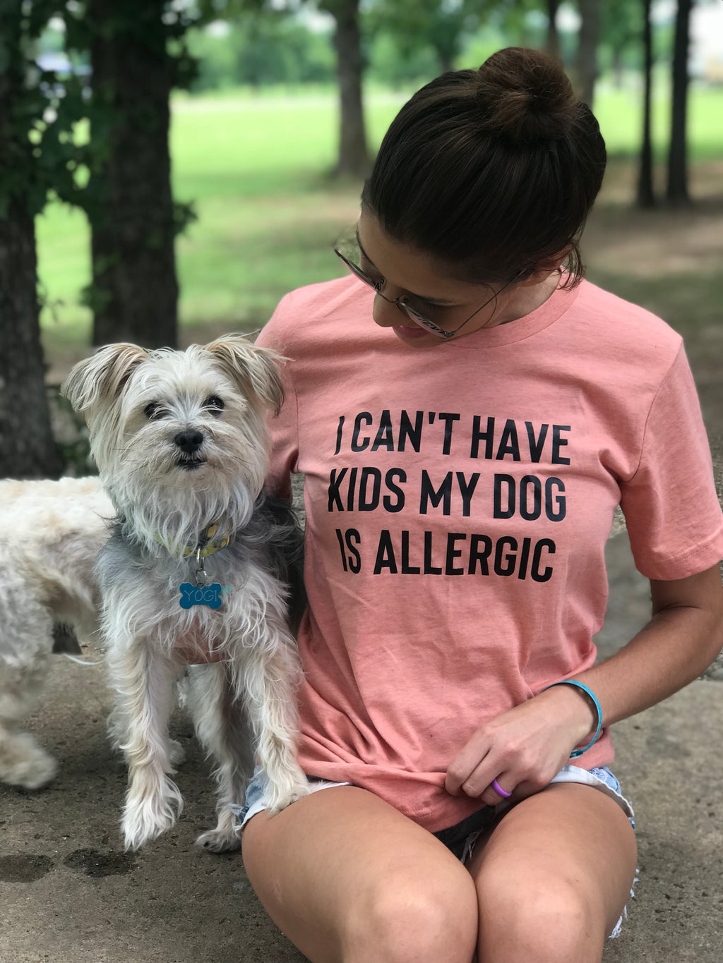 I Can't Have Kids My Dog Is Allergic