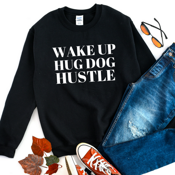 Products Tagged Hustle Happy Tails Tees