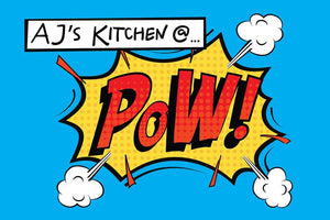 AJ's Kitchen @ The Prince of Wales (July 4th Opening)