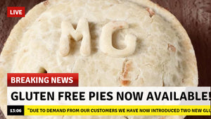 Gluten Free Pies Now Available!