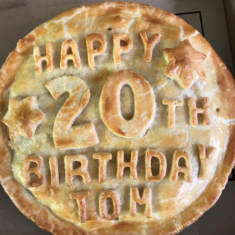 Special Occasion Pie