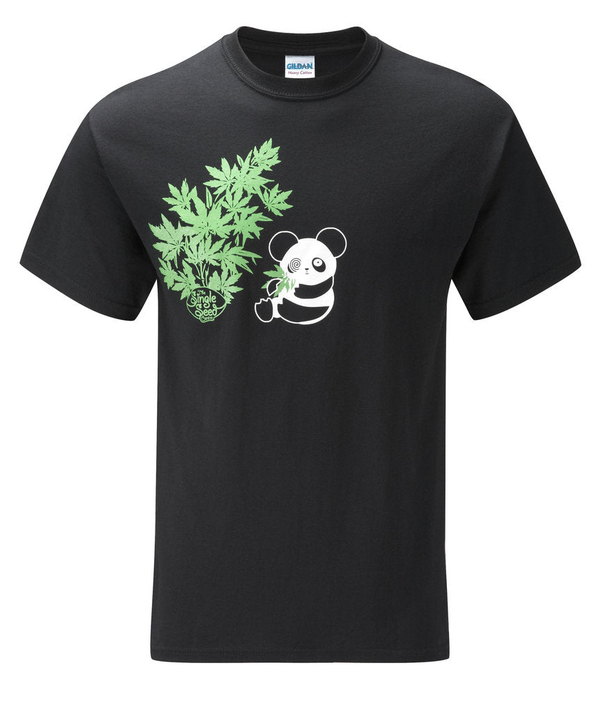 Friendly Panda T-Shirt Marijuana Seeds
