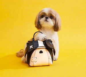 Cute & Quirky Puppy Design Handbag