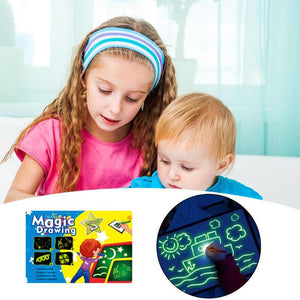Kids Luminous Drawing Board