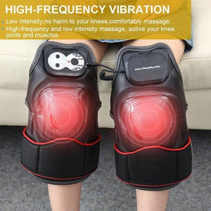 Ease-Knee™ - Knee Heat & Vibration Massager