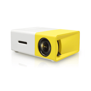 Mini Portable 1080p LED Projector - Optimal Artifact