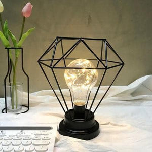 Geometric Table Light - Optimal Artifact