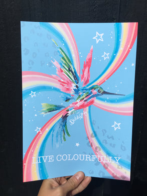 LIVE COLOURFULLY