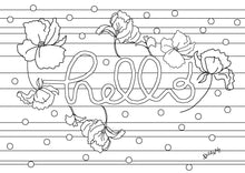 Load image into Gallery viewer, FREE COLOURING AND ACTIVITY SHEETS