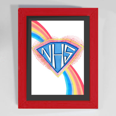NHS HERO - 50% OF PROFITS GO TO NHS APPEAL (DOWNLOADS NOT INCL.)