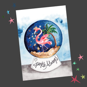 Greeting Cards (with send a friend option)