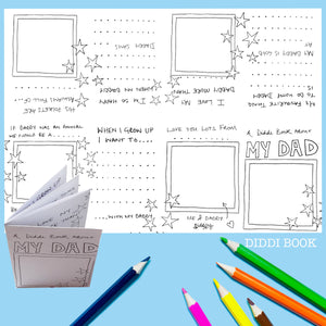 Printable Gift/Activity Pack For Dad